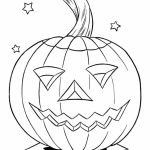 Scary Pumpkin Coloring Pages for Halloween   88310