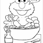 Sesame Street Coloring Pages to Print   zh5n6