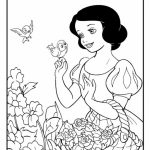 Snow White Coloring Pages Online   52am6