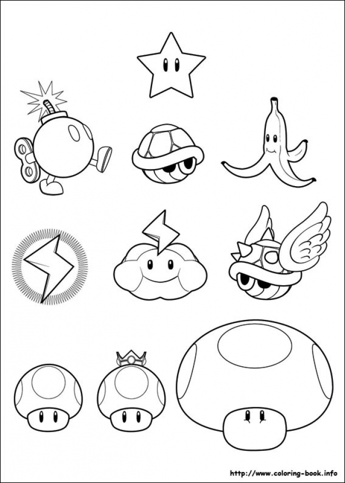 Get This Super Mario Coloring Pages Printable gst3x !