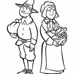 Thanksgiving Coloring Book Pages for Kids   4nvu7