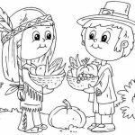 Thanksgiving Coloring Pages for Toddlers   16431