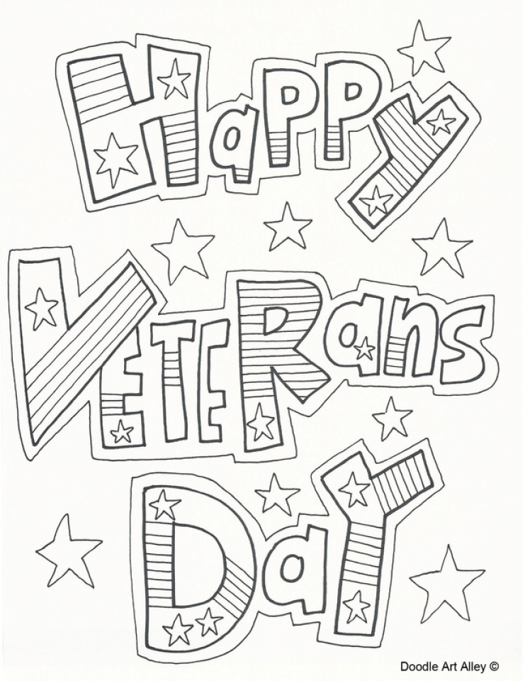 Veteran's Day Coloring Pages Printable   udb51