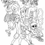 Wild Kratts Coloring Pages Free   tar3mv