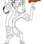 Wild Kratts Coloring Pages Free   y47fh