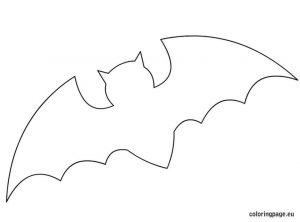 Bat Coloring Pages Free Printable – 41552