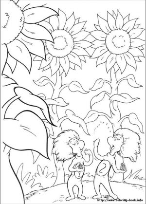 Cat In The Hat Coloring Pages to Print 9drt