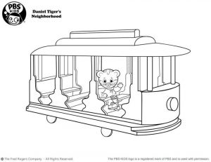 Daniel Tiger Coloring Pages to Print – 8dgal