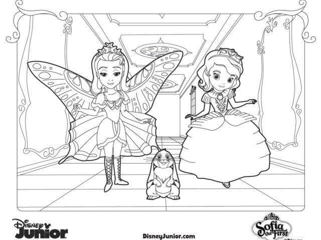 princess amber coloring pages - photo#26