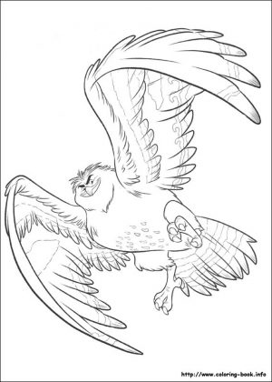 Free Moana Coloring Pages to Print – KKST7
