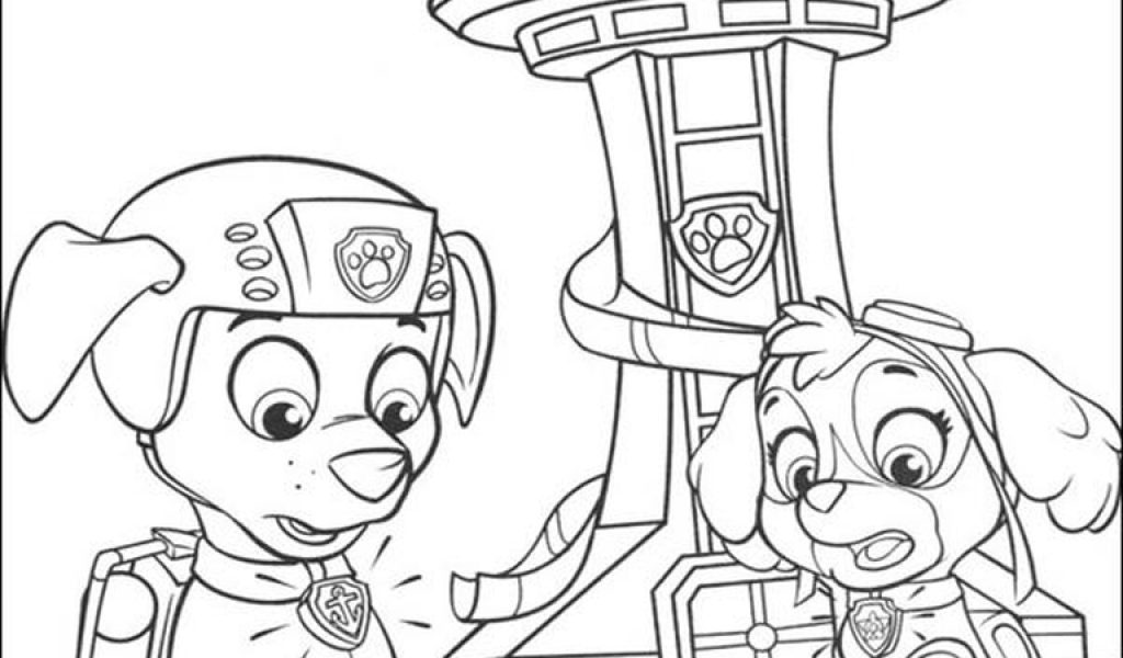 Get This Kids Printable Paw Patrol