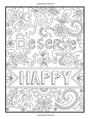 Summer Coloring Pages to Print Out for Adults – 31856