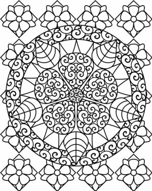 more the hobbit coloring pages adult printable abstract coloring pages 07031