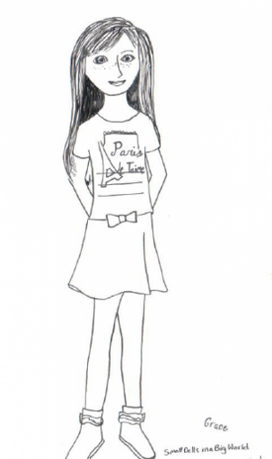 American Girl Coloring Pages Free Printable   p3frm