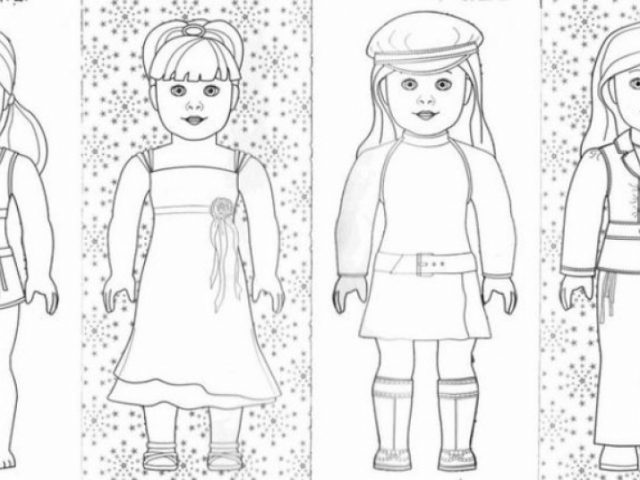 Get this american girl coloring pages free printable q8ix13 for American girl coloring pages printable