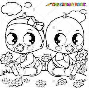 Baby Coloring Pages Online   twl3n