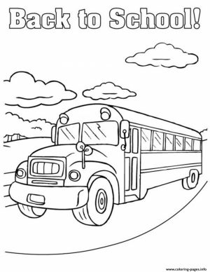 Back to School Coloring Pages Free to Print   pzn21