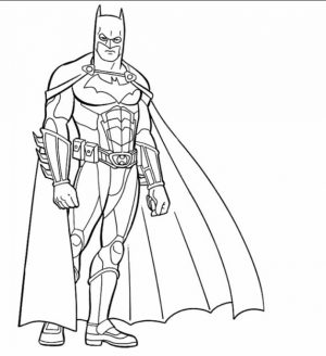 Batman Coloring Pages for Kids   91HR6