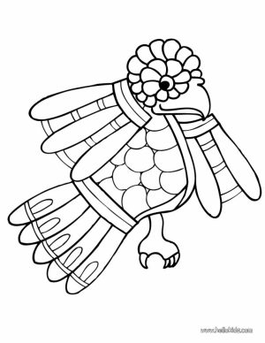 Bird Coloring Pages Kids Printable   16472