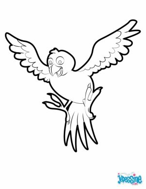 Bird Coloring Pages Kids Printable   47495