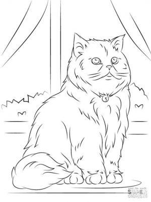 cat coloring pages fgu71
