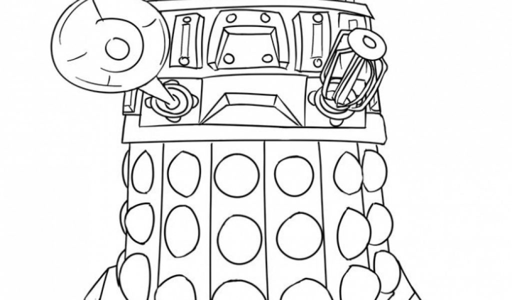 childrens printable doctor who coloring pages btb4a