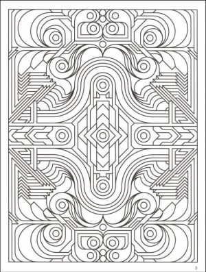 Complex Coloring Pages for Adults   D7CY2