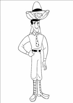 Curious George Coloring Pages for Kids   80521