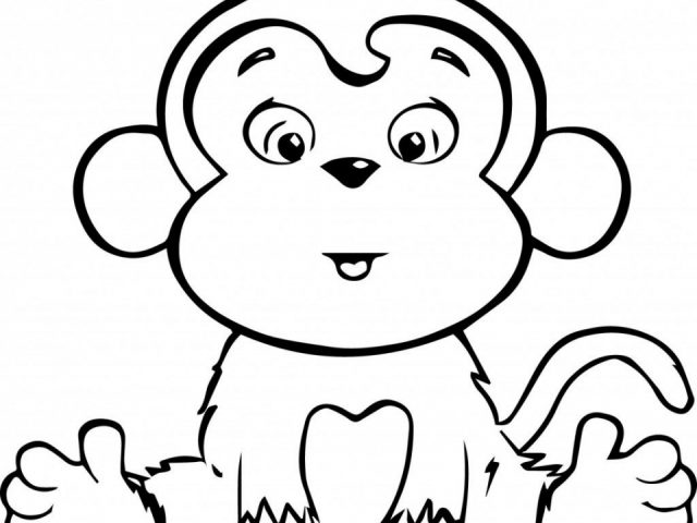sock monkey face template - cute sock monkey coloring pages coloring pages