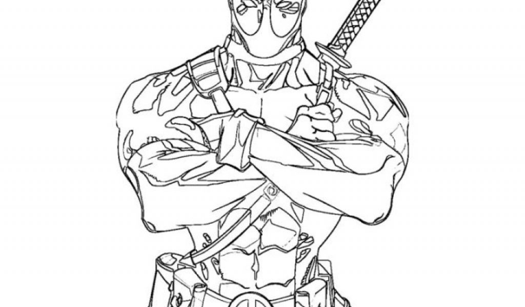 get this deadpool coloring pages free printable 107432