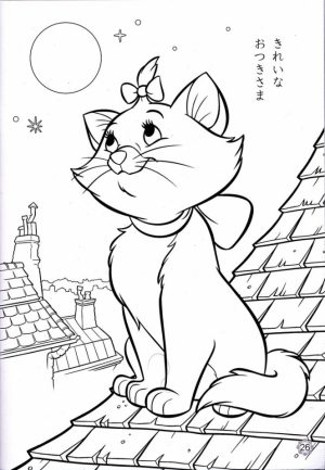 Disney Color Pages Free Printable   66396