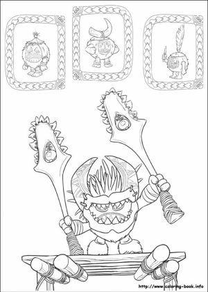 Disney Princess Moana Coloring Pages to Print   GK79S