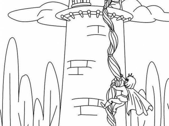 Get This Disney Princess Rapunzel Coloring Pages PV75B