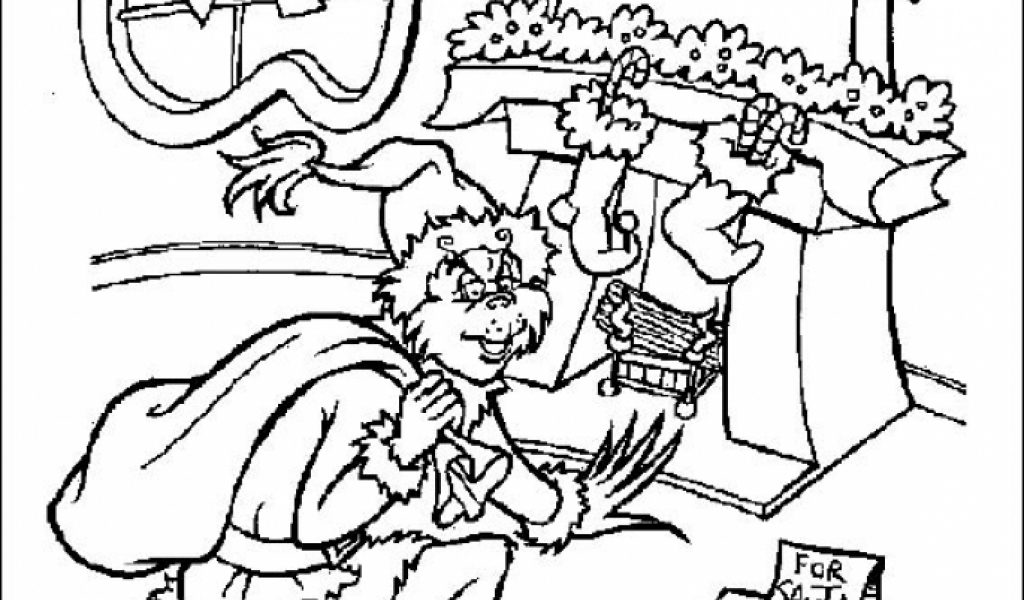 Printable Coloring Pages Dr Seuss : Free printable dr seuss coloring pages. through his stories