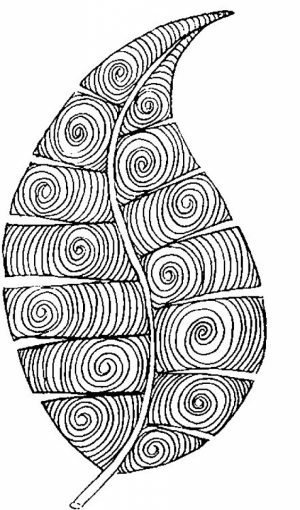 Fall Coloring Pages for Grown Ups Free Printable   4d8u65