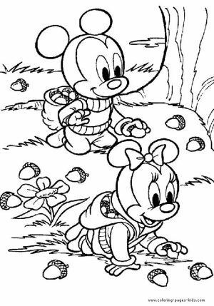 Free Autumn Coloring Pages to Print   18251