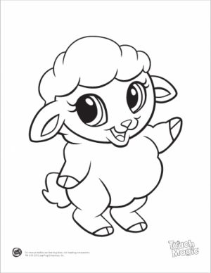 Free Baby Animal Coloring Pages to Print   92377