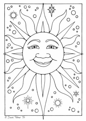 free blank coloring pages for kids ad58l - Blank Coloring Pages