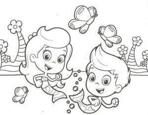 Free Bubble Guppies Coloring Pages to Print   194509
