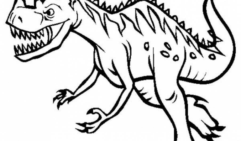 Free Coloring Pictures Of Dinosaurs : Get this free dinosaurs coloring pages to print 6pyax !