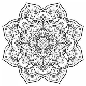 Free Grown Up Coloring Pages to Print   88595