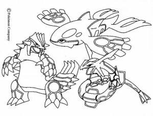 Free Pokemon Coloring Page   56726