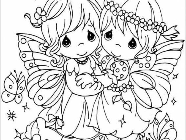 free precious moments coloring pages 5sg1 - Precious Moments Coloring Books