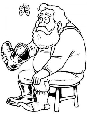 Free Preschool Funny Coloring Pages to Print   p1ivq