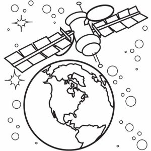 Free Space Coloring Pages to Print   v5qom