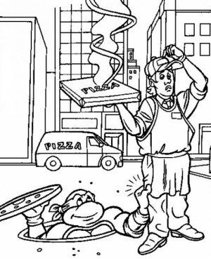 Free Teenage Mutant Ninja Turtles Coloring Pages to Print   87833