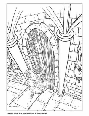 Harry Potter Coloring Pages Free   31986