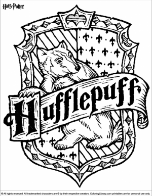 Harry Potter Coloring Pages Printable   28716