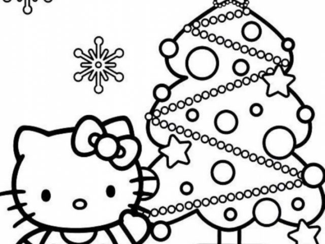 Hello Kitty Soccer Coloring Pages : Get this hello kitty coloring pages christmas n cg
