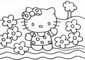 Hello Kitty Coloring Pages for Toddlers   yanv3